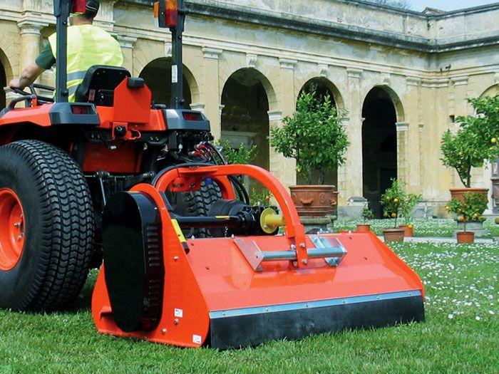 Broyeur a fléaux pour tracteur Locamat