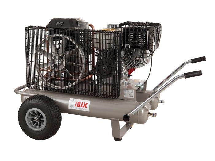 Compresseur air mobile essence 9cv