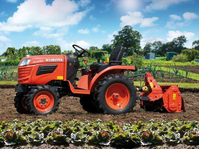 Fraise rotative pour tracteur 1300mm