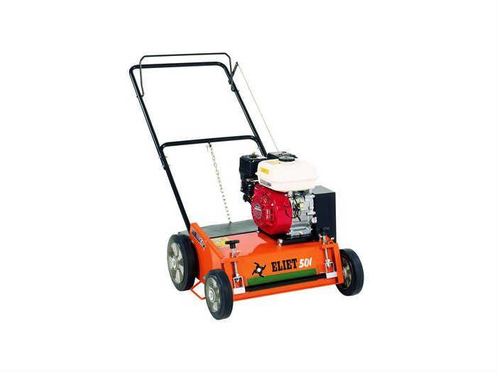Scarificateur à moteur (pour gazon, pelouse)