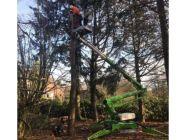 Locamat loue differentes nacelles pour les chantiers en hauteur